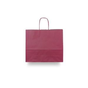 Bolsas de papel asa rizada 36x12x31