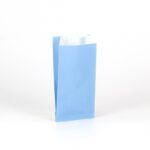 Sobres de papel celulosa para regalo celeste