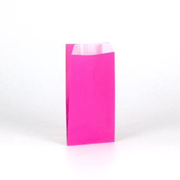Sobres de papel celulosa para regalo fucsia