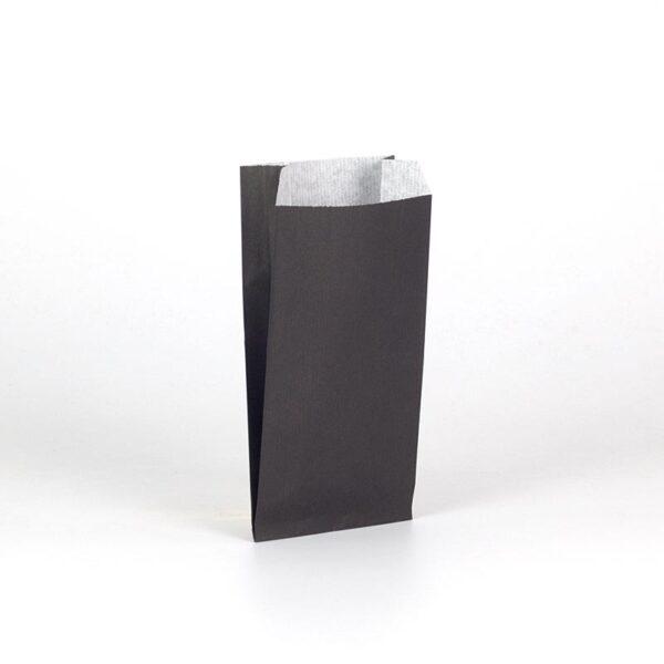 Sobres de papel celulosa para regalo negro