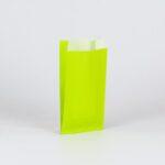 Sobres de papel celulosa para regalo pistacho