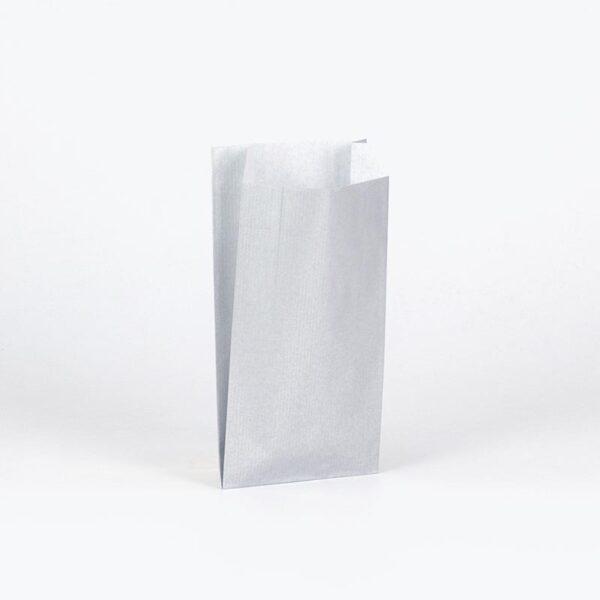 Sobres de papel celulosa para regalo plata