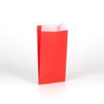 Sobres de papel celulosa para regalo rojo