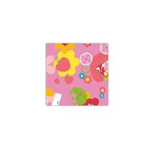 Bobina de papel de regalo infantil rosa