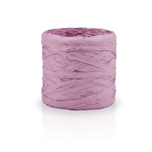 Ráfia sintética color lila claro