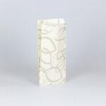 Sobres de papel para regalo diseño lazos beige 15x32+6