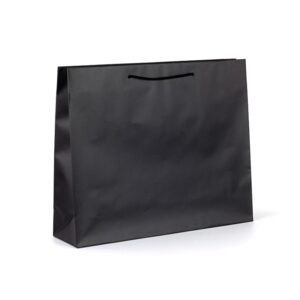 Bolsas de lujo grandes mate 54x14x45 negras