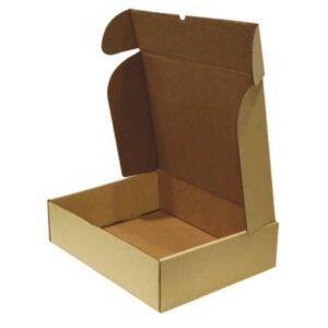 Cajas automontables para envío 400x300x100