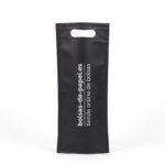 Bolsas de tela personalizadas para botellas de vino
