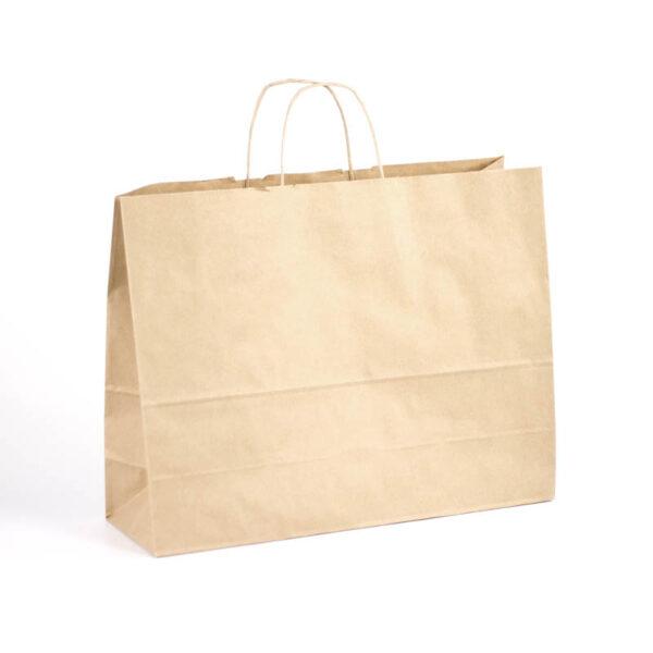 Bolsas de papel apaisadas grandes 45x15x35 avana
