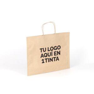 Bolsas de papel bbags personalizadas 36+10x27 avana