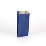 Sobres de papel kraft para regalo 11×21+5 azul