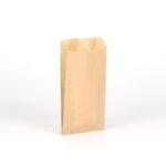 Sobres de papel kraft para regalo 11×21+5