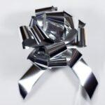 Pompon automático metalizado de 30 mm
