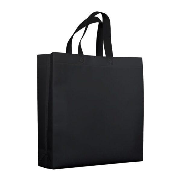bolsas de tela mate 38x10x40 negra