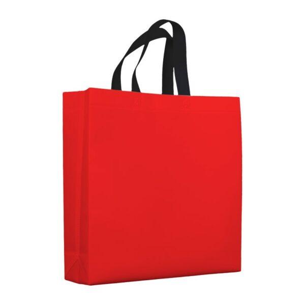 bolsas de tela mate 38x10x40 roja