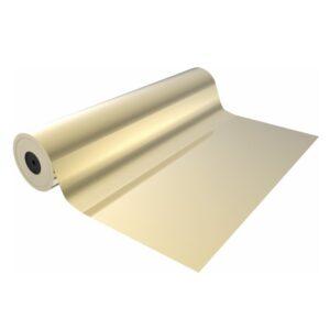 bobina de regalo PP metalizado con fondos lisos