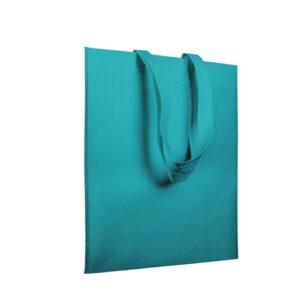 Bolsas de tela asa cinta larga 38x42
