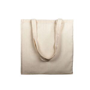 Bolsa de algodón 160 grs asa larga