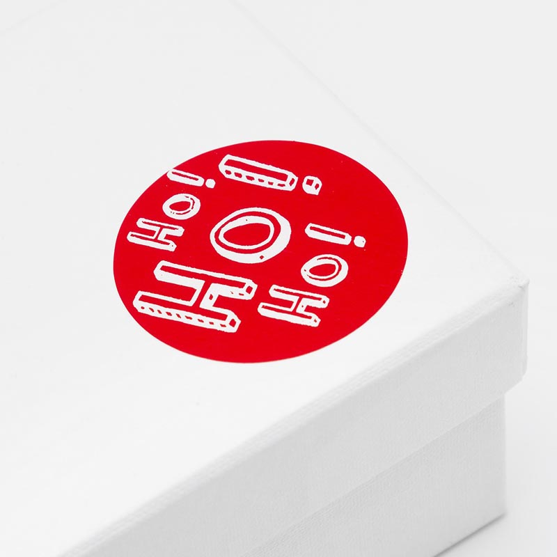 Etiquetas adhesivas oh oh oh ET1655