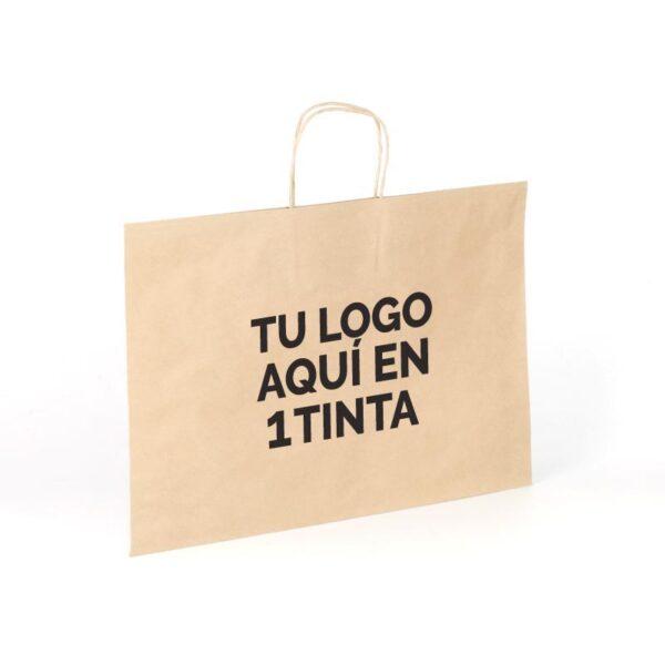Bolsas de papel bbags personalizadas 40+15x31 avana
