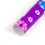 Papel de regalo infantil con dibujo de globos y regalos 104911-b