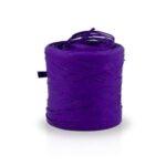 Rafia sintética color violeta